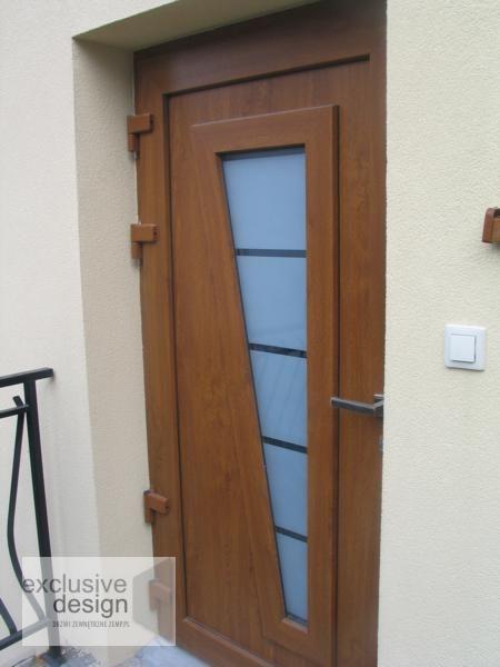 Upvc door exclusive doors golden oak front door 1100 x for Order front door