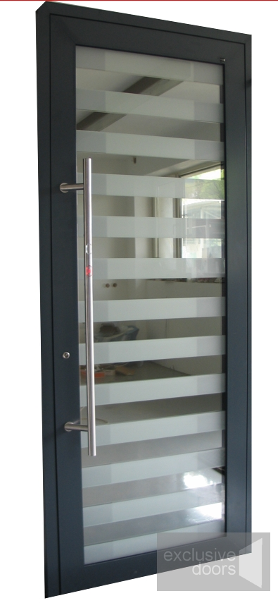 Upvc door exclusive doors anthracite front door 1100 x for Order front door